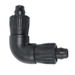 Power Loc Elbow Fitting for Drip Irrigation