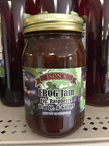 Delicious Frog Jam