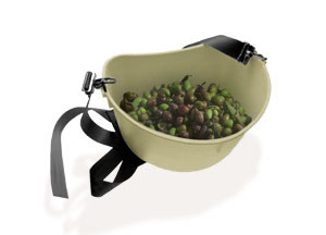 Picking Bucket with Harness.