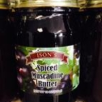 Delicious Muscadine Butter