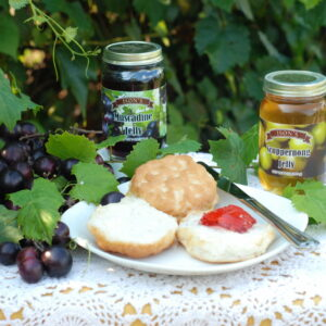 Jelly, Preserves and Butter